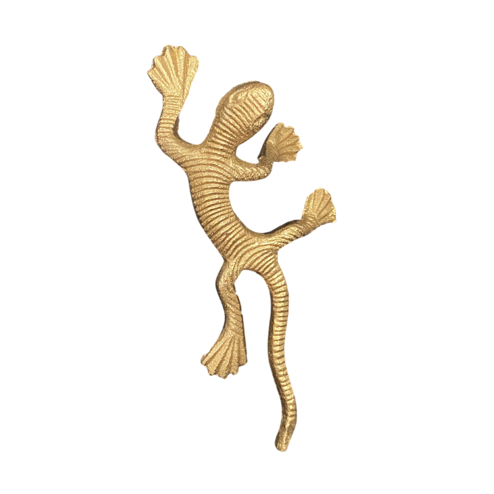 Gouden salamander
